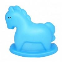 Luminária Cavalo Azul