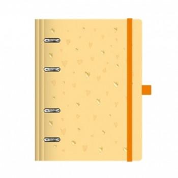 Planner Romantic Amarelo