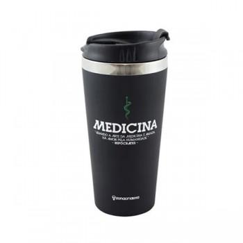 Copo Para Viagem Profissões Medicina